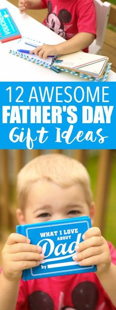 12 awesome Father's