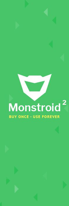 The Result of Our 1-Year Diligent Work is Now Released to the World. Powerful Multipurpose #Monstroid2 is Ready to Serve Thousands of Customers - https://www.templatemonster.com/wordpress-themes/monstroid2.html?utm_source=pinterest_cpc&utm_medium=tm&utm_campaign=62222