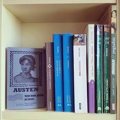 """Il #18luglio 1817 muore Jane Austen. A 200 anni dalla sua morte rimane una delle scrittrici più amata della letteratura inglese e mondiale. Sul blog (link diretto in bio) vi parlo di """"Jane Austen. Niente donne perfette per favore"""" edito @lormaeditore: Una piccola raccolta di lettere della scrittrice in cui la Austen non si mostra così diversa da quella che abbiamo imparato a conoscere leggendo i suoi romanzi. Nel tempo ho recuperato tutti i suoi romanzi principali e qualcuno di quelli minori…"""