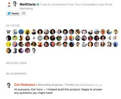mailcharts product hunt @ http://ecommercecosmos.com/mailcharts/