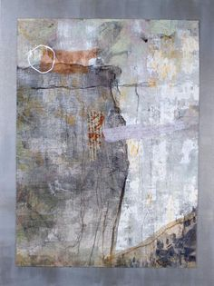 "Diane Sandlin, ""Simple Gifts"", mixed media"
