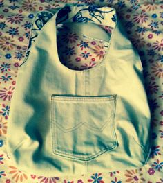 Denim bag Denim Bag, Bags, Fashion, Jean Bag, Handbags, Moda, Fashion Styles, Taschen, Fasion