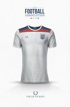 7a87fe42579 Mode x Trikots von Nationalmannschaften von Emilio Sansolini - Nur Fussball  England Football Shirt, England