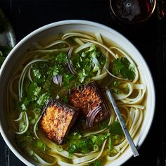 How Pho Genius Andrea Nguyen Makes a Richer Vegan Broth on Food52