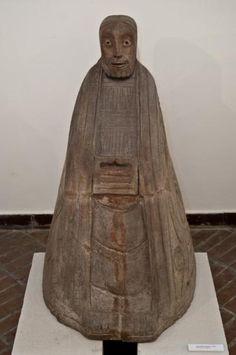 Kovács Margit -Legendák születése /1970/ Buddha, Museum, Statue, Dolls, Art, Baby Dolls, Art Background, Puppet, Kunst