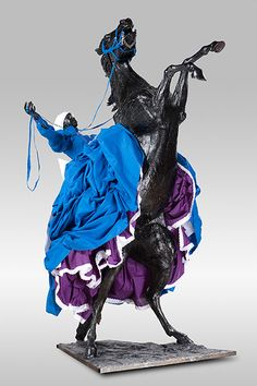 """""""The Reign,"""" Mary Sibande, 2010"""