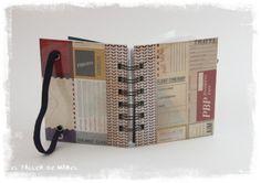 De temática viajera Book Journal, Notebooks, Magazine Rack, Office Supplies, Decor, Decoration, Notebook, Decorating, Deco