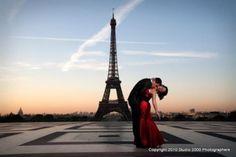 *Love in Paris