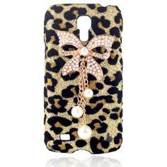 Bling Diamond Gold Bow Bowknot Glitter Leopard Hard Back Case Cover Skin For Samsung Galaxy S4 Mini i9190 Phone Hongyada Co.,Ltd http://www.amazon.com/dp/B00EKED4K0/ref=cm_sw_r_pi_dp_CWqKtb0R2RSM82E7