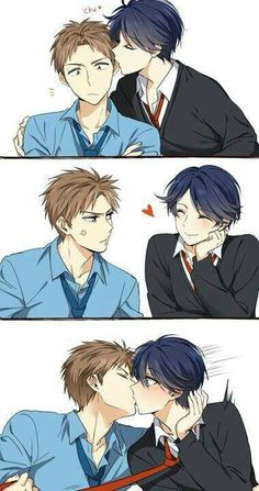 hori senpai and kashima - Google Search