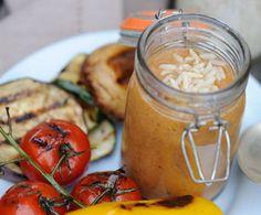 Zupa z grillowanych warzyw Pickles, Cucumber, Food, Essen, Meals, Pickle, Yemek, Zucchini, Eten