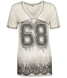 Tees.. I want this tee but with a 22 or 19, please
