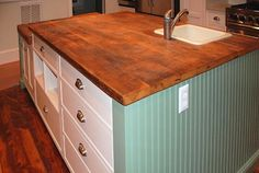 Antique woodworks reclaimed red oak