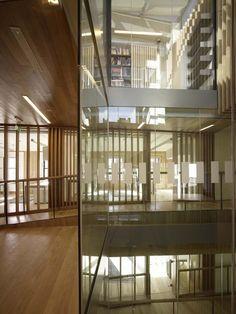 Dublin Dental Hospital / Mccullough Mulvin Architects
