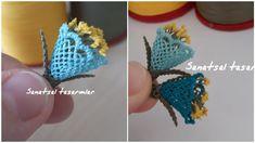 It's better than Tinder! Lace Flowers, Crochet Flowers, Printable Potty Chart, Crochet Tote, Crochet Handbags, Tatting Jewelry, Brazilian Embroidery, Needle Lace, Flower Making