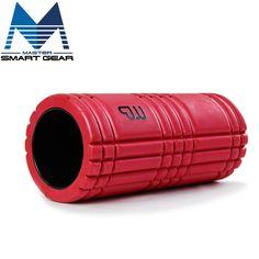 Crossfit yoga rodillo rodillos de masaje punto flotante gimnasio rodillo de espuma eva para la terapia física y ejercicio muscular, 13x5 Pulgadas