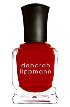 Free shipping and returns on Deborah Lippmann 'Roar' Nail Color at Nordstrom.com. Bold and primal, this collection roars with feminine power. From the provocative red to the glittery bronze, you will be heard.Treat your nails to the absolute best color with musically inspired names. Designed by Deborah Lippmann, manicurist to the stars.