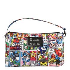 supertoki Custom jujube tokidoki mini pouch