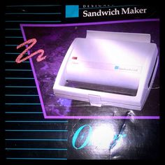 NIB!! OSTER GRILL SANDWICH MAKER!! THIS IS A STEAL!! COMES FROM FORTUNOFF!! Price firm!! Oster Other
