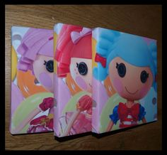 Lalaloopsy Canvas Pictures Prints Bedroom S 6 Designs And 2 Sizes Available Ebay