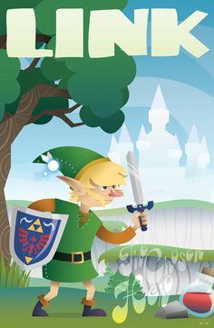 Dalai Karma • SNES Character Posters created byJosh Legendre.