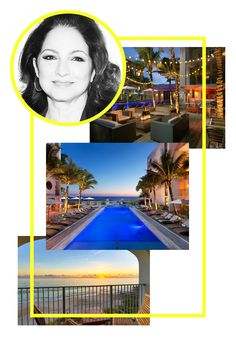 Gloria Estefan, Costa d'Este Beach Resort