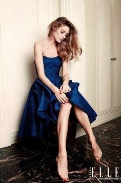 The Olivia Palermo Lookbook : Olivia Palermo For Elle China