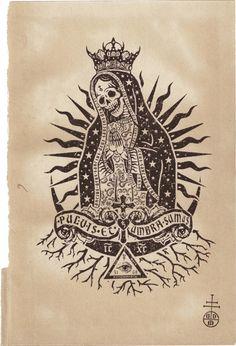 Santa Muerte, Daniel Martin Diaz