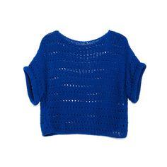 Diana Sweater True Blue