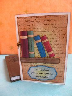 Tarjeta Libros