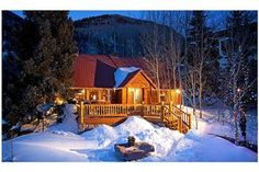 Skiing & stay in a cozy cabin