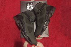 65b063e21c9103 8 Best Drake s OVO Air Jordan 12 Black images