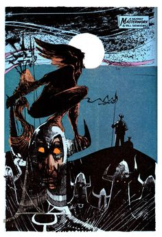 A Mutant Masterwork - Wolfsbane by Bill Sienkiewicz *