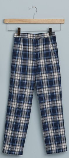 323b171e775 Our Plain Front Plaid Pants are made with our Skirt   Jumper fabric for an  exact match. Schoolbelles School Uniforms · Girls Uniforms