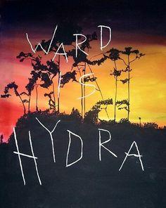 Articles similaires à Ward est Hydre ! -Toile acrylique sur Etsy
