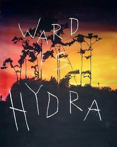 Ward Is Hydra  Acrylic Canvas by TypeFortyDesign on Etsy #Marvel Agents of S.H.I.E.L.D. #AoS #AgentsofSHIELD