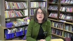 Reading strategies are explained by a literacy specialist.