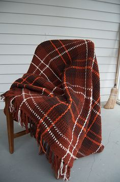Ravelry: Pretty in Plaid Baby Afghan pattern by Barbara Patricia  This pattern is available for $2.99 USD