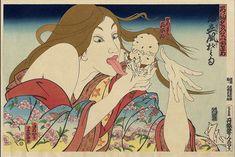 El Hurgador [Arte en la Red]: Masami Teraoka