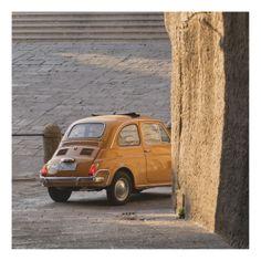 Italian mini ...around the corner. Photo by David Kracht