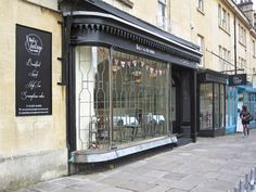 For quintessential British tea, head to Bea's Vintage Tea Rooms - Bath, England