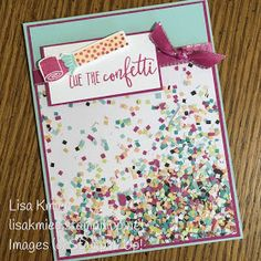 I used products from the Picture Perfect Suite to create today's card.  I probably say this about almost every Stampin' Up! product I u...