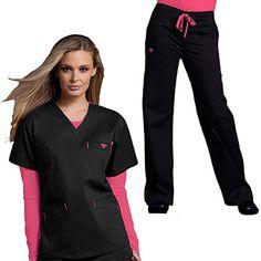 Med Couture Women's Scrub Set   allheart.com