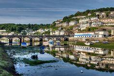 Reflections Looe Bridge - Looe in  Cornwall