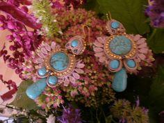 летние серьги Brooch, Drop Earrings, Jewelry, Jewlery, Jewerly, Brooches, Schmuck, Drop Earring, Jewels