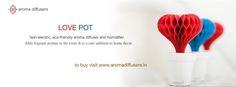 Love Pot Aroma Diffuser