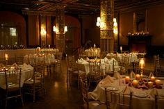 Gorgeous wedding venue