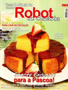 TeleCulinária Robot de Cozinha Nº 27 - Abril 2010