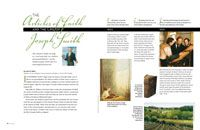 The Articles of Faith and the Life of Joseph Smith