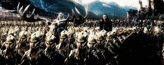 And also casually rode into battle on moose. | 25 Times Lee Pace Won Your Heart In 2014